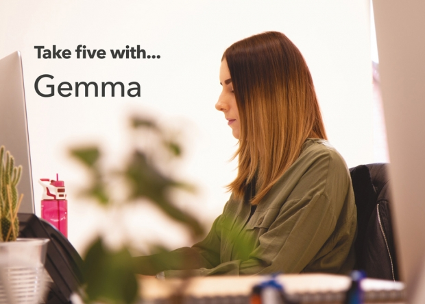 Take five with Gemma