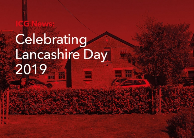 Happy Lancashire Day – 25 years of ICG in the red rose county