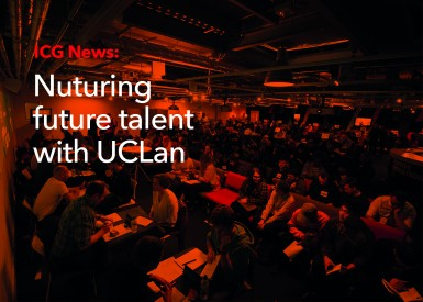 UCLan cJAM - Attracting the talent of the future.
