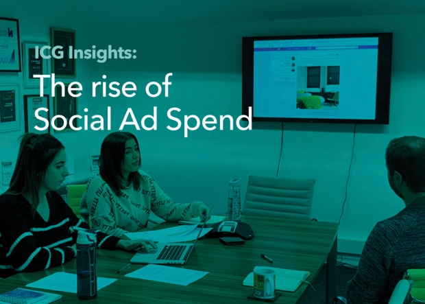 The rise of Social Ad Spend