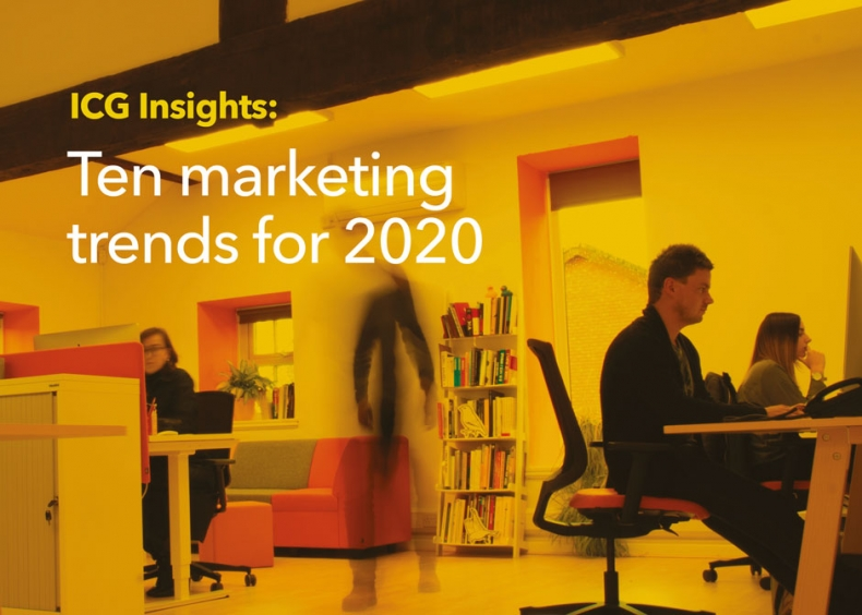 Top 10 marketing trends for 2020
