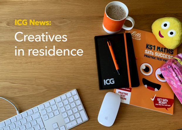 Creatives In Residence #05: Simon Couchman - ICG