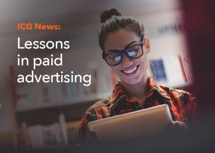 Lessons in paid advertising