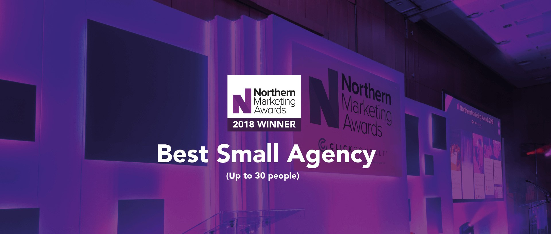 Best small agency