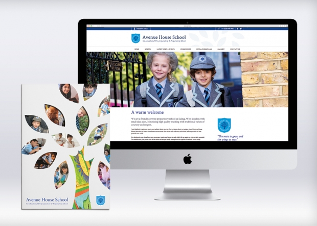 London school website brief right down ICG's street