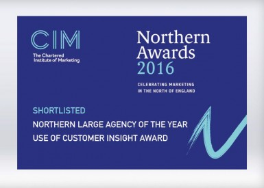 ICG shortlisted for two CIM Northern Awards!