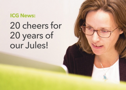 Happy Anniversary Julie!