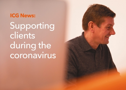 Supporting clients during the coronavirus