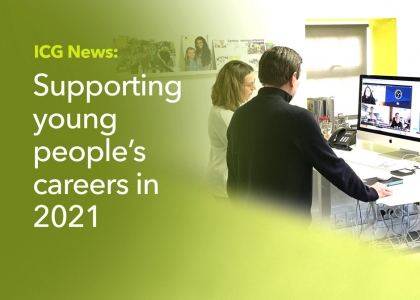 Supporting young people's careers in 2021