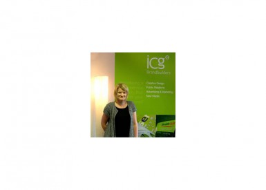 ICG boosts the design team