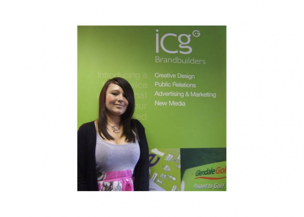 BLOSSOMING PR STUDENT AT ICG
