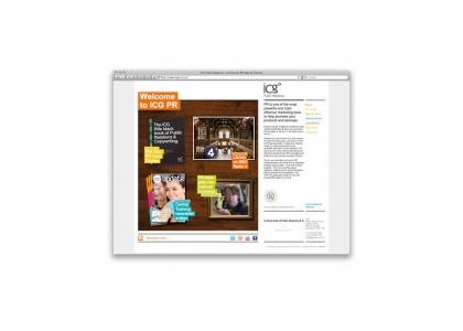 ICG PR gets digital makeover