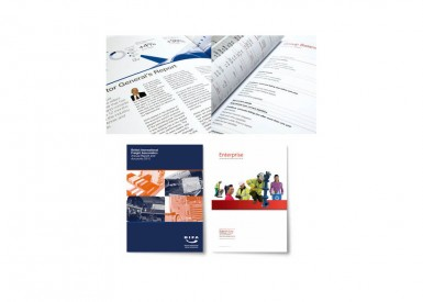Annual Reports - hot off the press