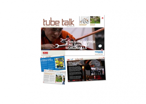 Tube Talk goes digital!