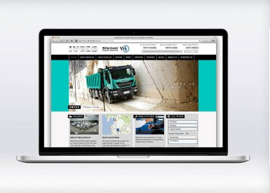 New website puts customers in the driving seat