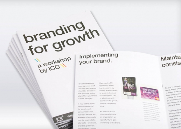 Branding for growth