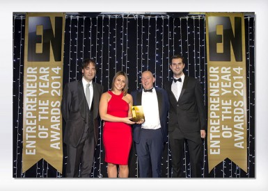ICG named among North West elite
