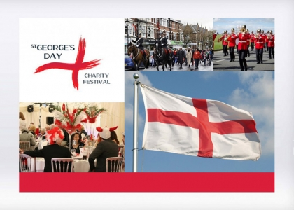 ICG supports St George's Day Festival