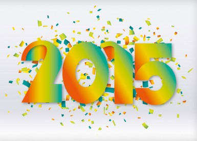 2015, the year of...