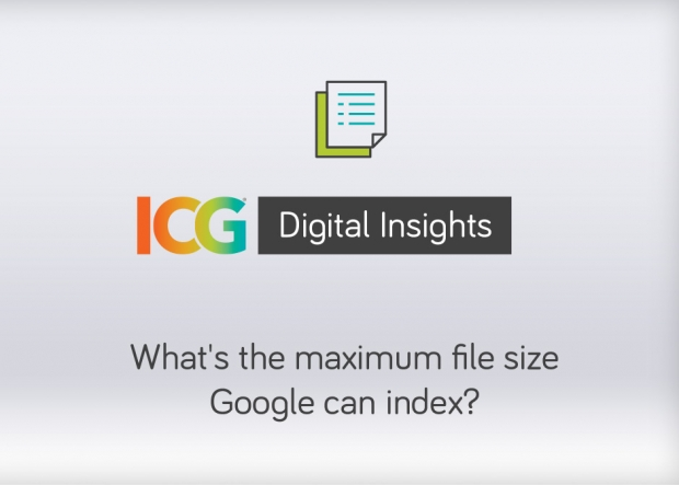 What's the maximum file size Google can index?