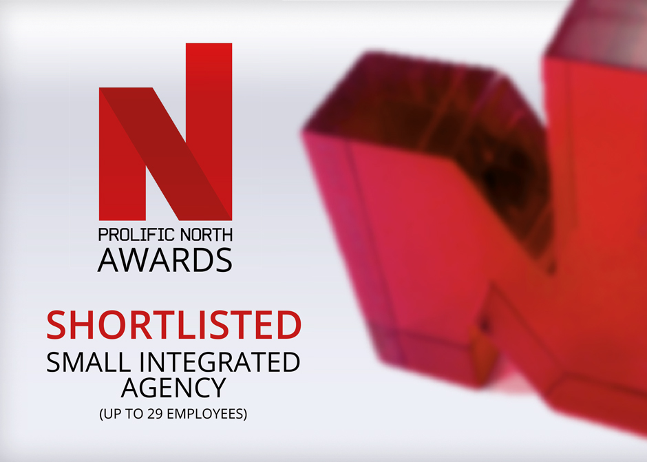ICG shortlisted at 2017 Prolific North Awards