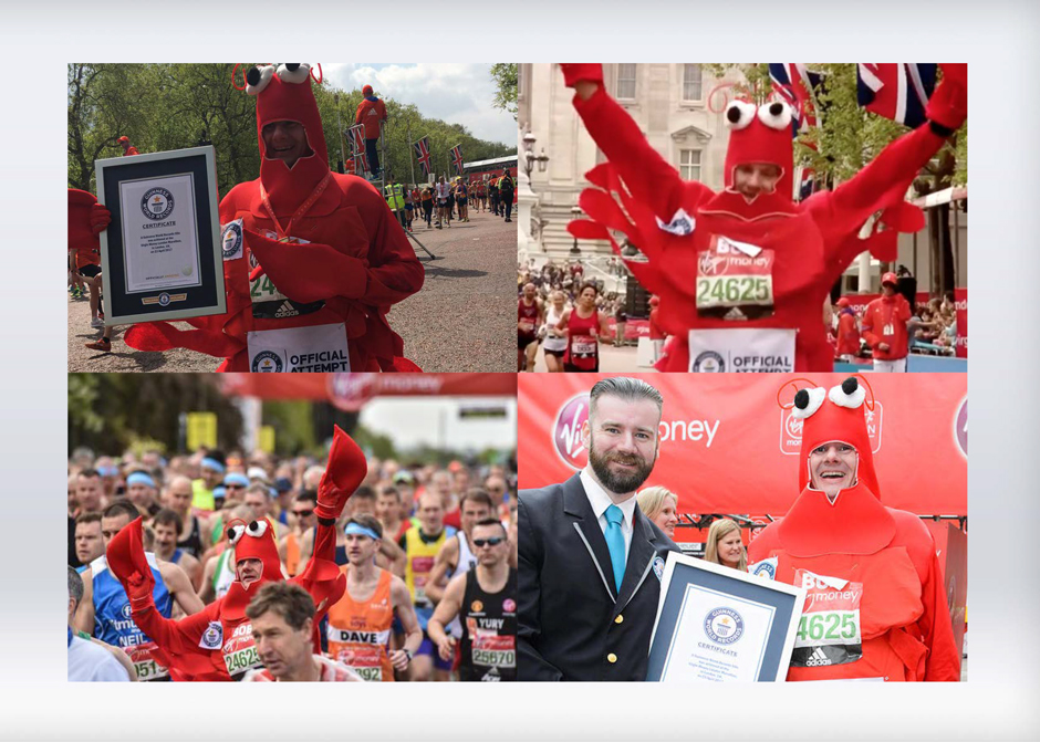 ICG's Marathon Man sets new Guinness World Record!
