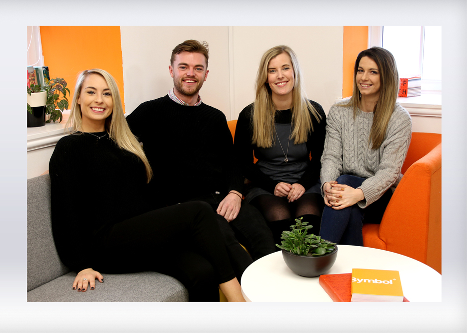 Quartet of new employees for ICG