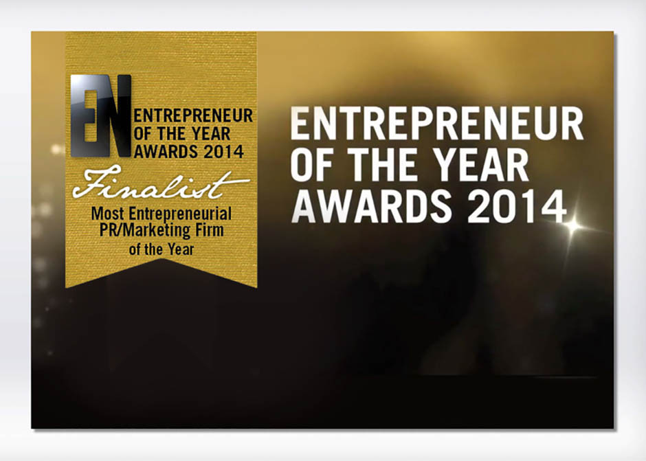 ICG nominated for Most Entrepreneurial PR/Marketing Firm of the Year