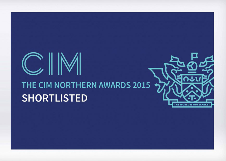 ICG shortlisted for the 2015 CIM Northern Awards
