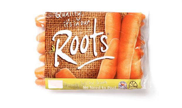 Roots Hand Cooked Vegetable Crisps